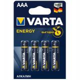 бат.  VARTA LR03 ENERGY BL4 [4/40/200]