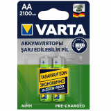 акк. VARTA  R06 2100mAh Ni-MH Ready2Use BL2 [2/20]
