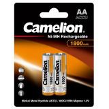 акк. Camelion  AA 1800mAh NiMH BL2 [2/24]