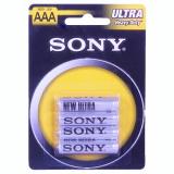 бат. Sony R03 Ultra BL4 (4/48/240) [4/48/240]