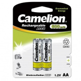 акк. Camelion  AA 600mAh NiCd BL2 [2/24]