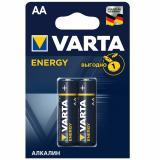 бат.  VARTA LR06 ENERGY BL2 [2/40/200]