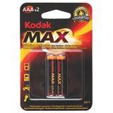 бат. KODAK LR03 MAX BL2 [2/20/100]