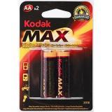 бат. KODAK LR6 MAX BL2 [2/40/200]