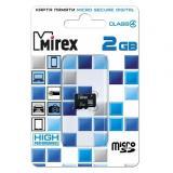 Карта памяти micro SD 2GB MIREX class4 [1]