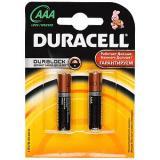 бат. Duracell LR03 BL2 [2/24/96]