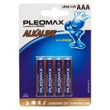бат. Samsung LR03 Pleomax BL4 [4/40/400]