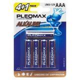 бат. Samsung LR03 Pleomax BL4+1 [5/50/500?]