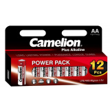 бат. Camelion LR6 Plus Alkaline Block12 [12/144/576]