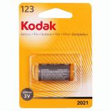 бат. Kodak CR123 BL1 [1/6/12]