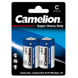 бат. Camelion R14 Blue BL2 [2/12/288]