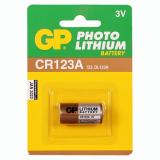 бат. GP CR123 BL1 [1/10]