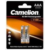 акк. Camelion  AAA 1100mAh NiMH BL2 [2/24]