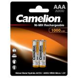 акк. Camelion  AAA 1000mAh NiMH BL2 [2/24]