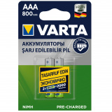 акк. VARTA  R03 800mAh Ni-MH Ready2Use BL2 [2/20]