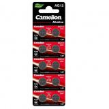 бат. Camelion G12  BL-10  (386A/LR43/186) [10/100]