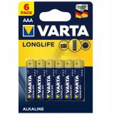 бат.  VARTA LR03 LONGLIFE EXTRA BL6 [6/60/300]