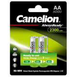 акк. Camelion  AA 2300mAh NiMH AlwaysReady BL2 [2/24]