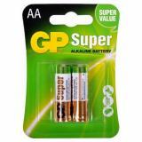 бат. GP LR6 Alkaline BL2 [2/20/160]