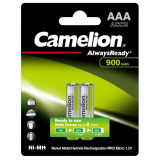 акк. Camelion  AAA 900mAh NiMH AlwaysReady BL2 [2/24]