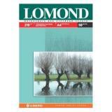 Lomond Бумага IJ А4 (глянц/мат) 210г/м2 (50 л) 2-х сторон (18/990)