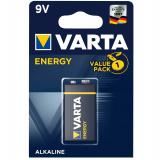 бат.  VARTA 6LR61 ENERGY BL1 [1/10/50]