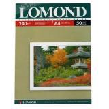 Lomond Бумага IJ А4 (глянц) 240г/м2 (50л) (15)