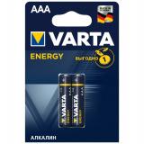бат.  VARTA LR03 ENERGY BL2 [2/20/100]