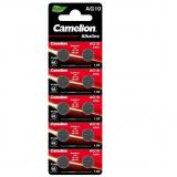 бат. Camelion G10  BL-10  (389A/LR1130/189) [10/100]