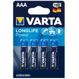 бат.  VARTA LR03 LONGLIFE POWER BL4 [4/200]