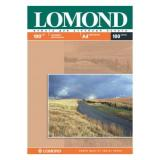 Lomond Бумага IJ А4 (мат) 100г/м2 (100 л) 2-х стор (15)