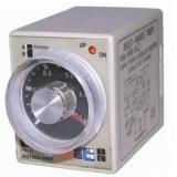 Реле времени 2 выдержки цокольное в крышку щитка РВ51-2Т-60х60сек-5А-24/220В-8Ц/Щ TDM [1]