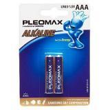 бат. Samsung LR03 Pleomax BL2 [2/20/400]