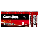 бат. Camelion LR6 Alkaline Plus SH8 (8/160/640) [8/160/640]