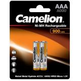 акк. Camelion  AAA 900mAh NiMH BL2 [2/24]