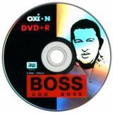 двд. OXION DVD+R 4.7Gb 16x UGO BOSS в конверте (1/150)