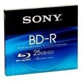 двд SONY BD-R 25 GB 2x JewelCase/5 [1/5?]
