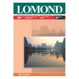 Lomond Бумага IJ А4 (глян/мат.) 180г/м2 (50 л) 2-х сторон. (19)