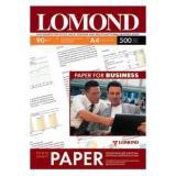Lomond Бумага IJ А4 (мат) 90г/м2 (500 л) [1/5]