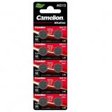 бат. Camelion G13  BL-10  ( 357A/LR44/A76) [10/100/3600?]
