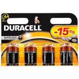 бат. Duracell LR6 BL8 [8/96]