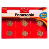 бат. Panasonic CR2025 BL6 [1?]