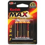 бат. KODAK LR03 MAX BL4 [4/40/200]