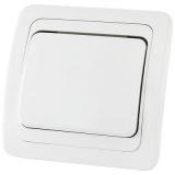 Валдай Выключатель 1-кл. 10А белый TDM [1/10]