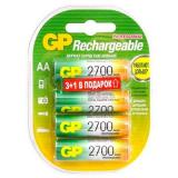 акк. GP  R6 2700 mAh Ni-MH BL4 [4/40]