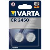 бат.  VARTA CR 2450 BL2 [2/20]