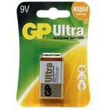бат. 6LR61  GP Ultra Alkaline BL1 (1/10) [1/10]