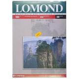 Lomond Бумага IJ А4 (глян./глян.) 180г/м2 (50 л) (19)
