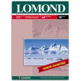 Lomond Бумага IJ А4 (глянц) 215г/м2 (50 л) [1]