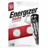 бат. Energizer CR2025 BL2 [2/20?]